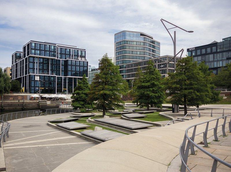 MSH Gebäude |HafenCity | Am Kaiserkai 1