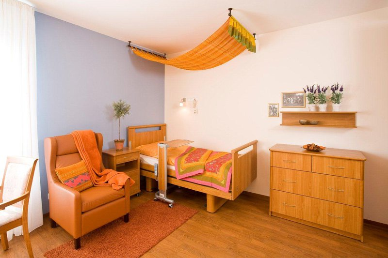 Thema Gesundheitsberufe: Phönix - Zimmer