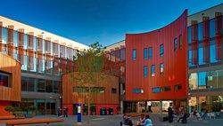 Anglia Ruskin University in Cambridge, Großbritannien