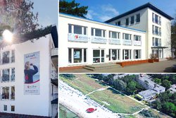 ecolea Rostock - eine Schule mit Strand