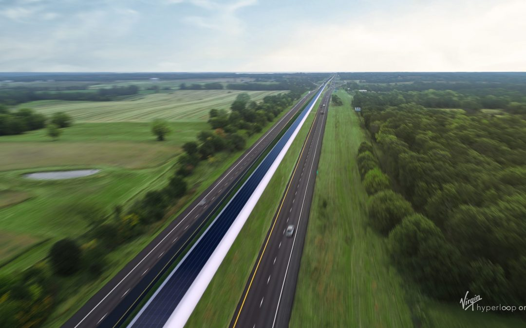 Missouri Hyperloop One Is A Step Closer To Reality