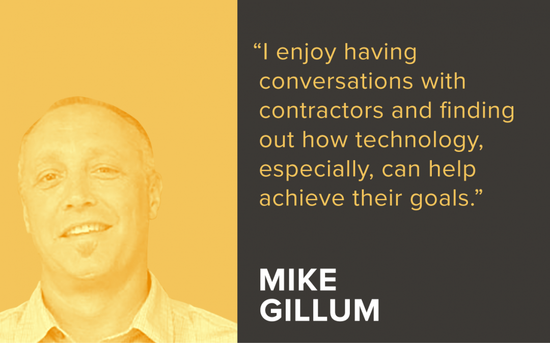 Builtcast: Mike Gillum On Going From Construction Labor To Construction Tech