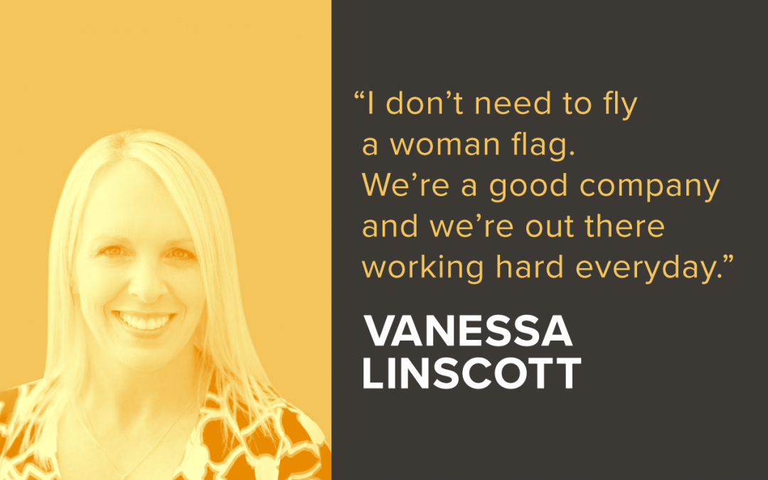 Builtcast: Vanessa Linscott On Staying Healthy To Build A Better Business