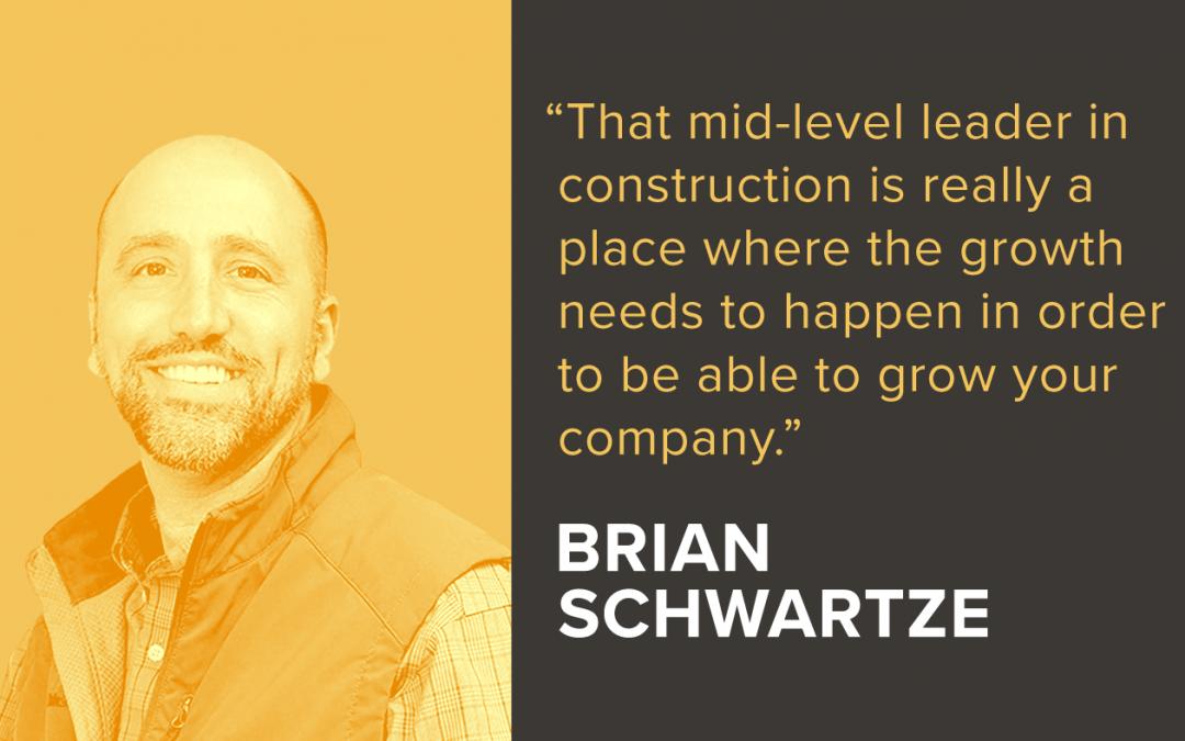Builtcast: Kinzler Construction COO Brian Schwartze Talks Hiring In Construction