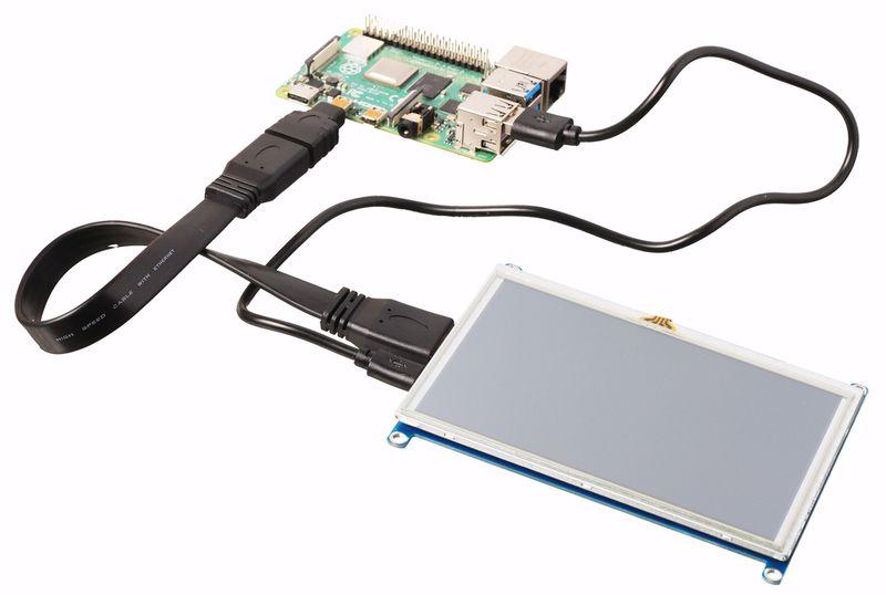 HDMI-дисплей для Raspberry Pi