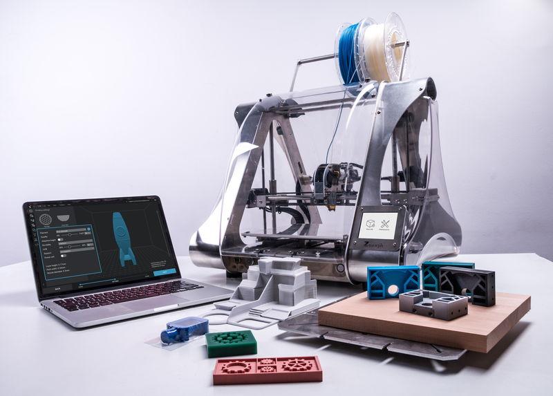 Домашний 3D-принтер