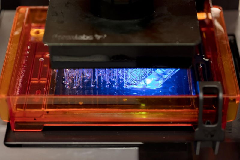 SLA-принтер