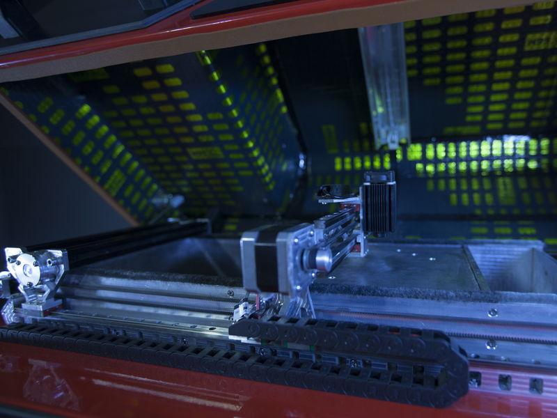 SLS-принтер