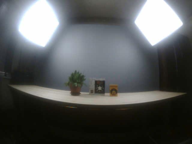 Пример съёмки OpenMV Ultra Wide Angle Lens