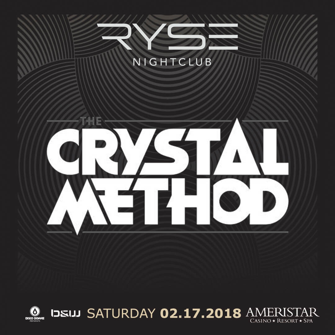 The Crystal Method in St Charles