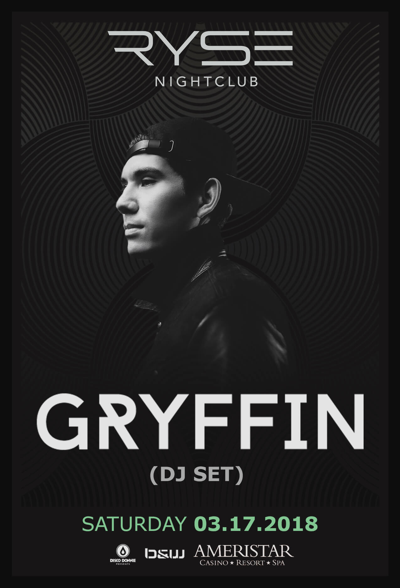 Gryffin in St Charles