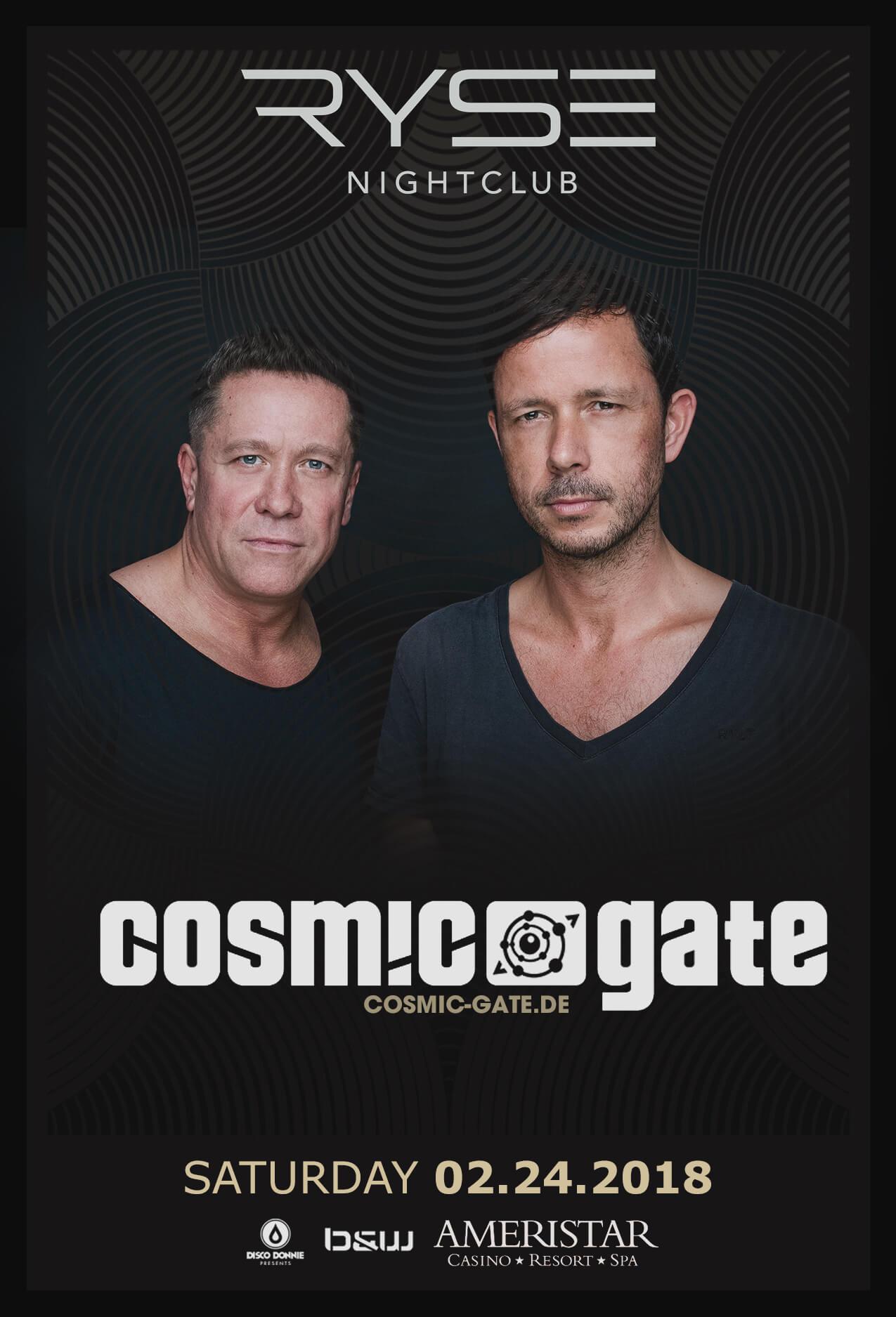 Cosmic Gate in St Charles