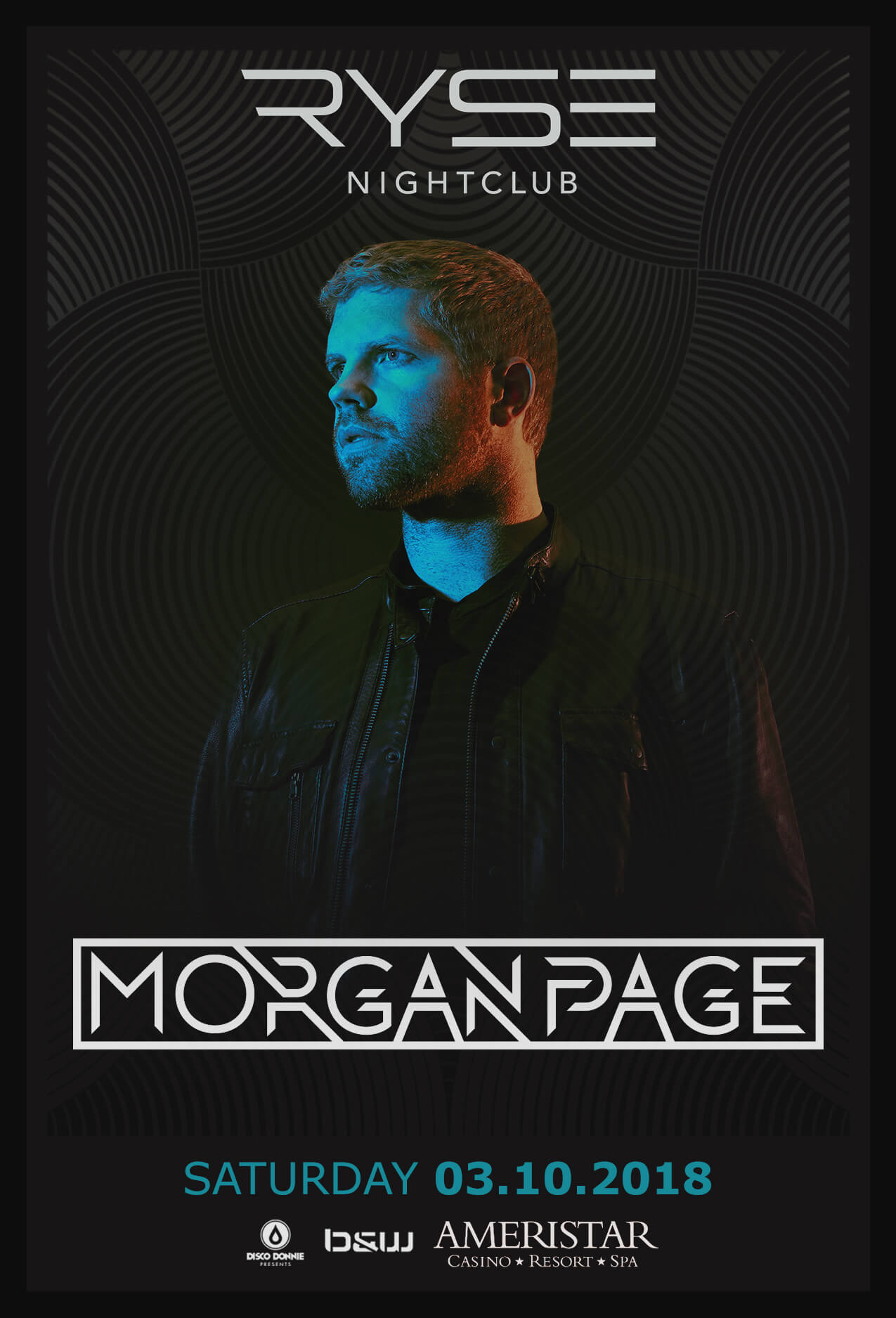 Morgan Page in St Charles