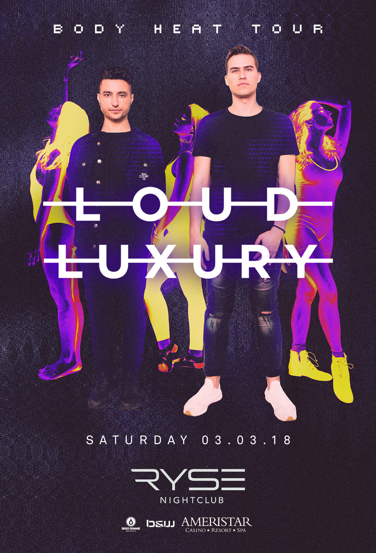 Loud Luxury in St Charles