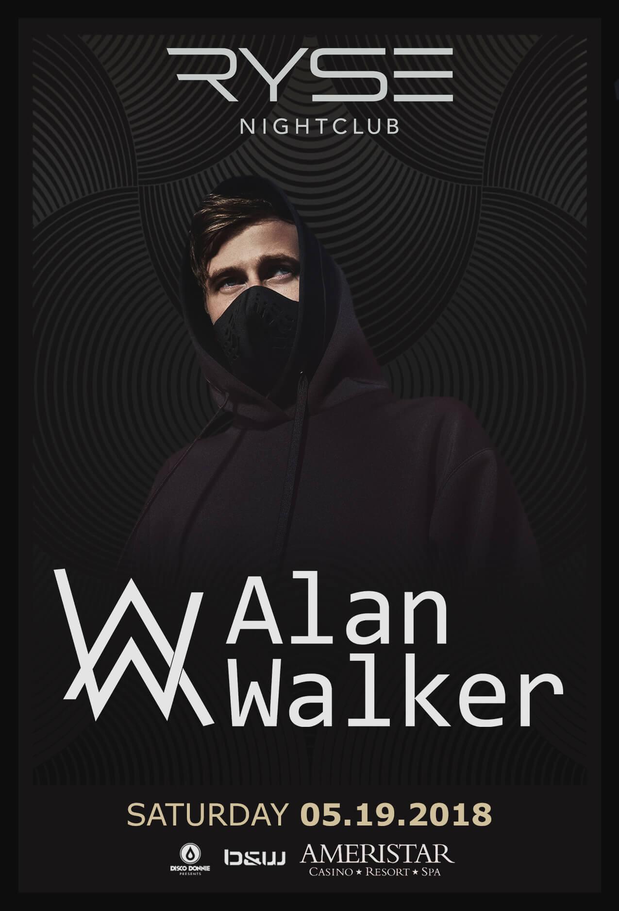 Alan Walker in St Charles