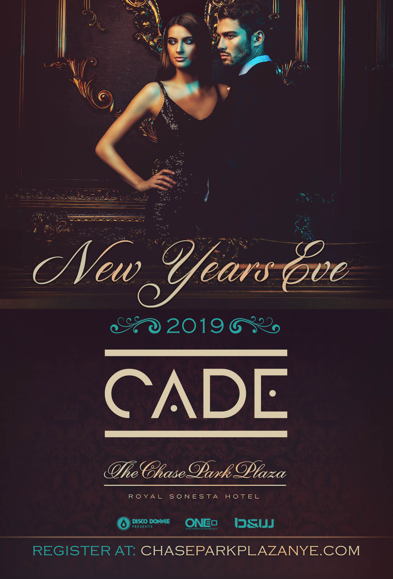 New Year's Eve Ball at Chase Park Plaza