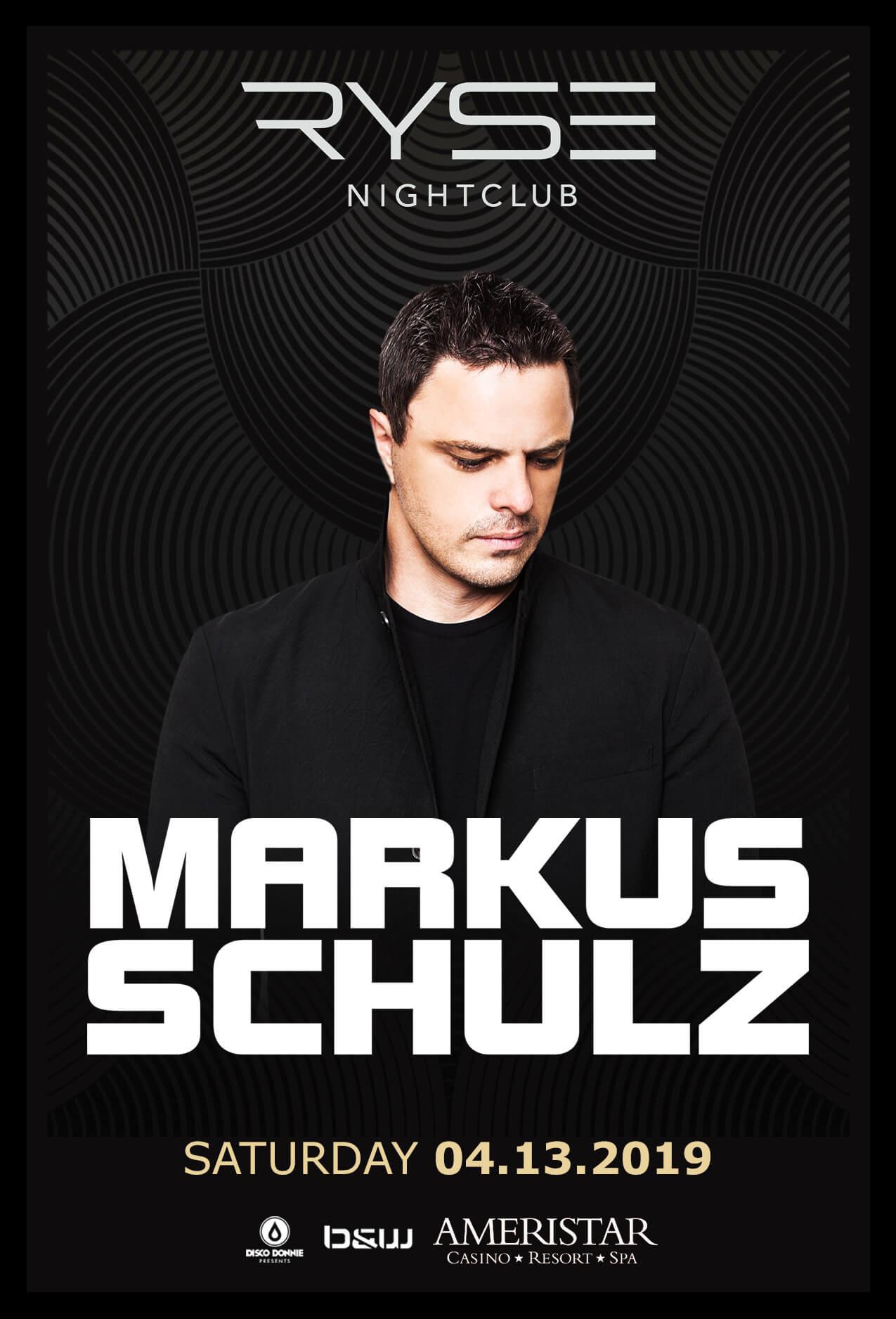 Markus Schulz in St Charles