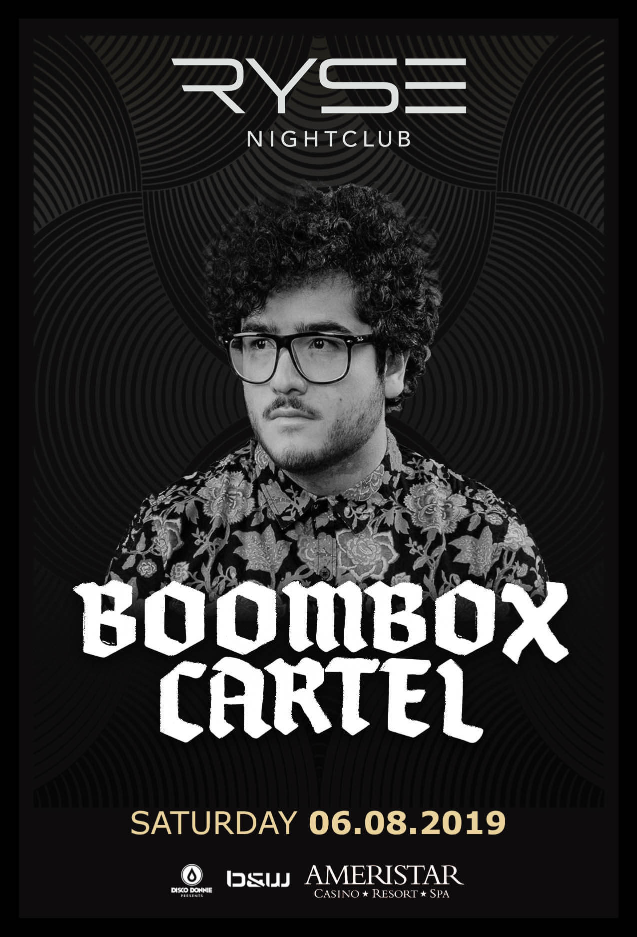 Boombox Cartel in St Charles