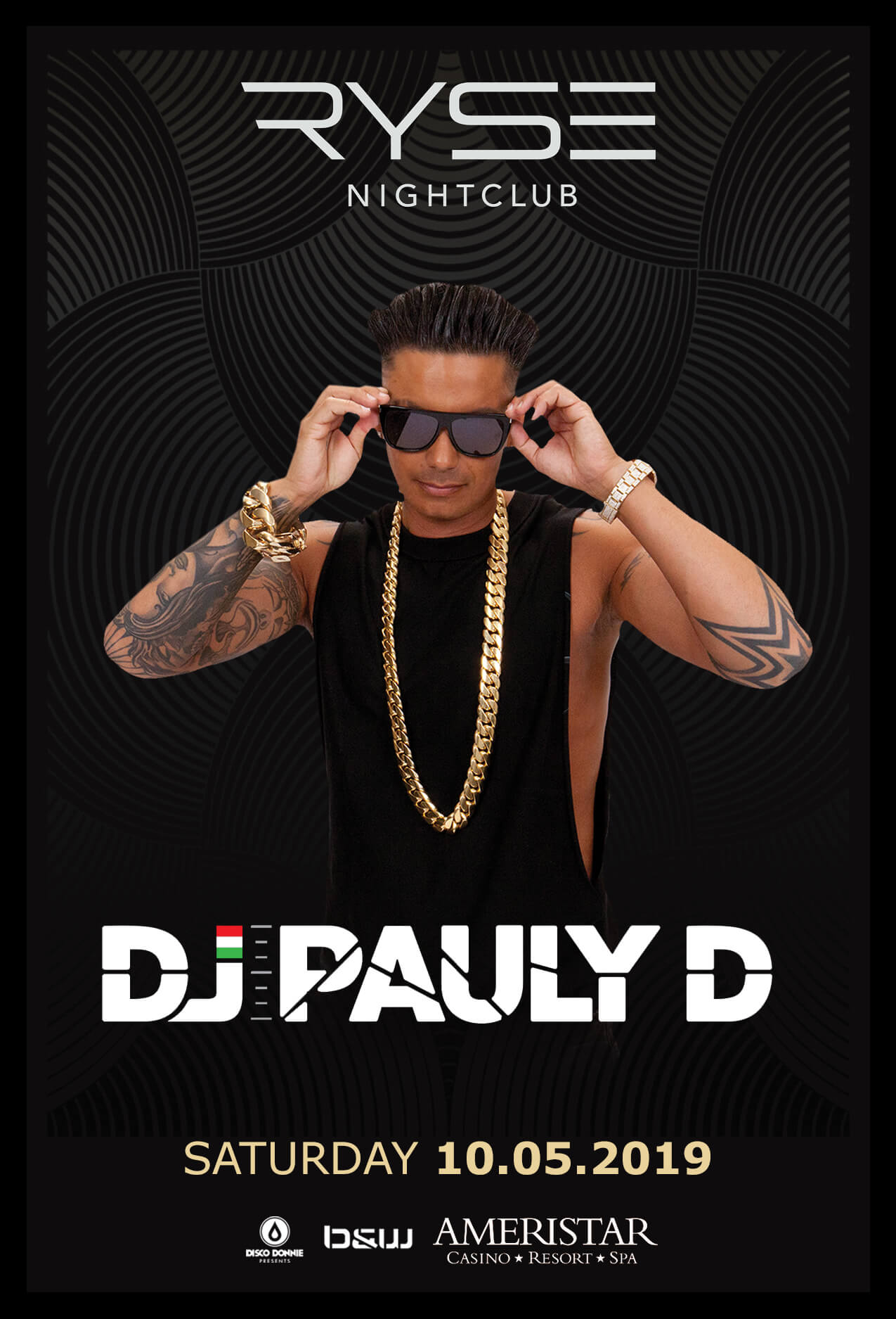 DJ Pauly D in St Charles