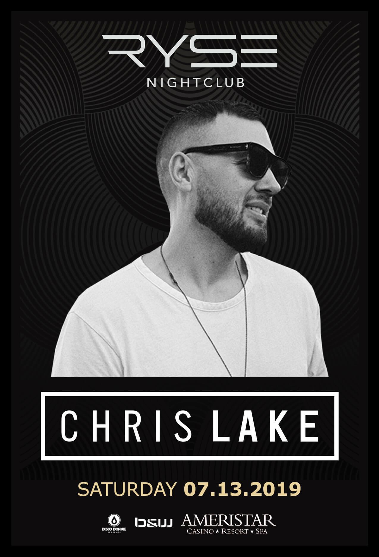 Chris Lake in St Charles