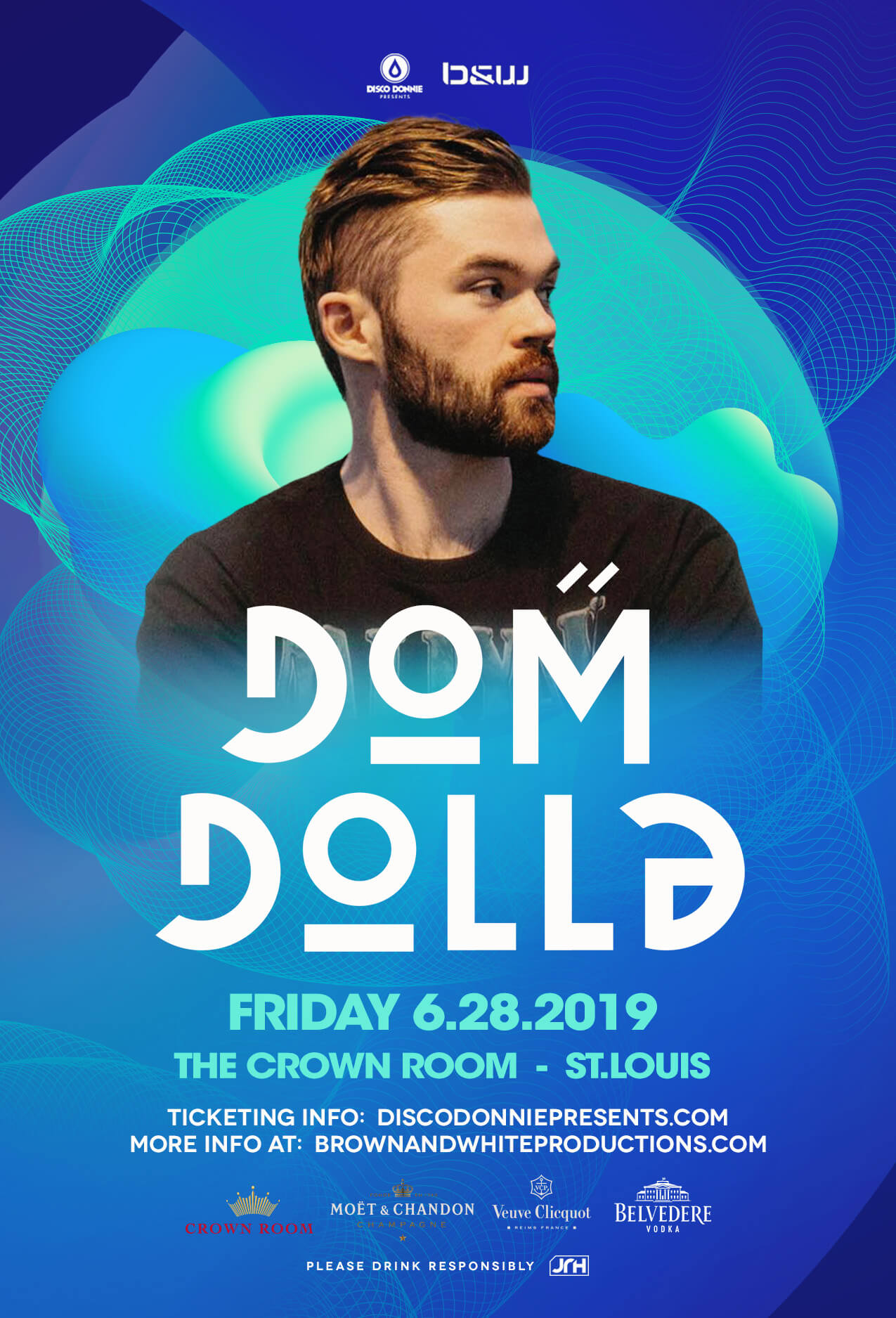 Dom Dolla in St Louis