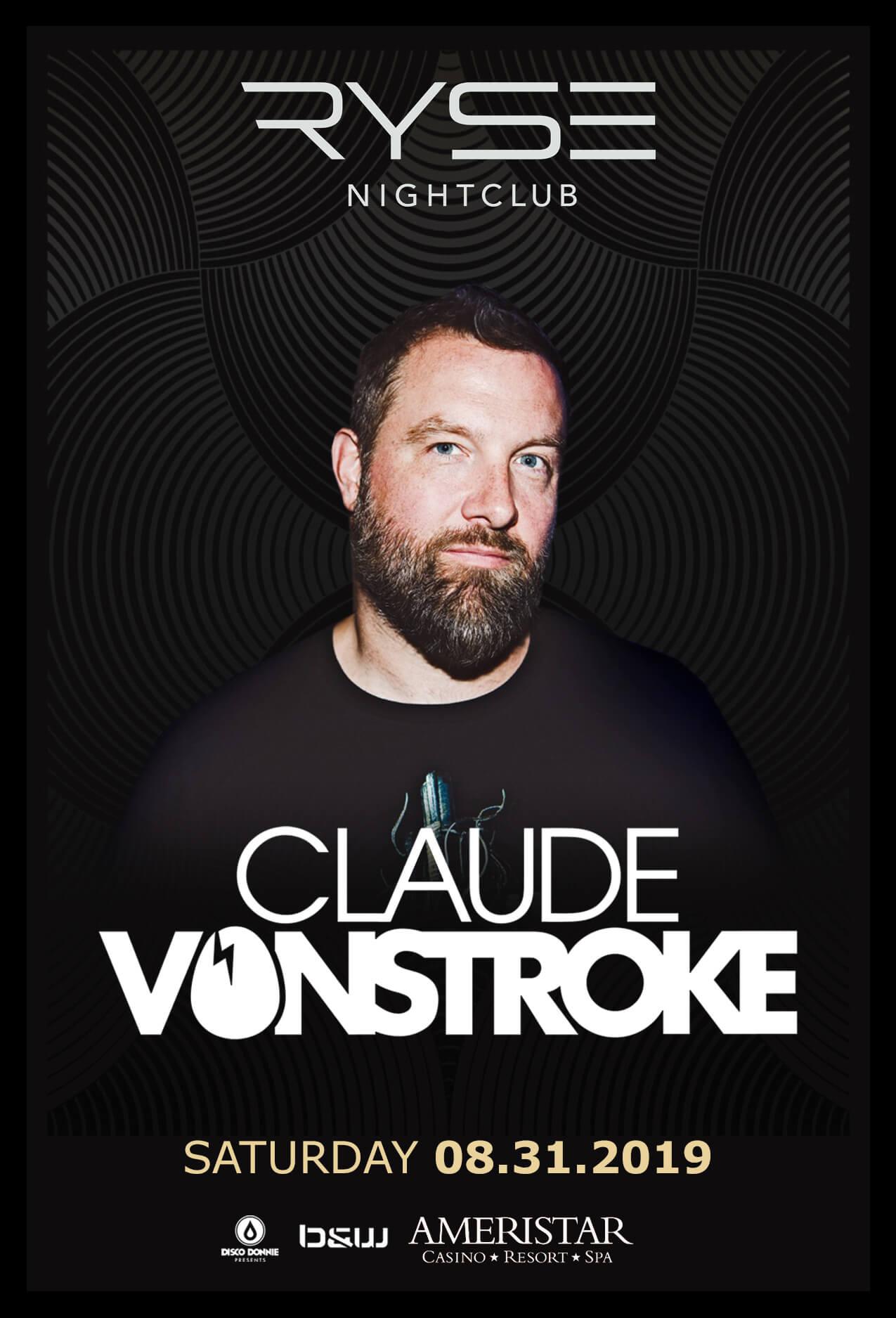 Claude VonStroke in St Charles