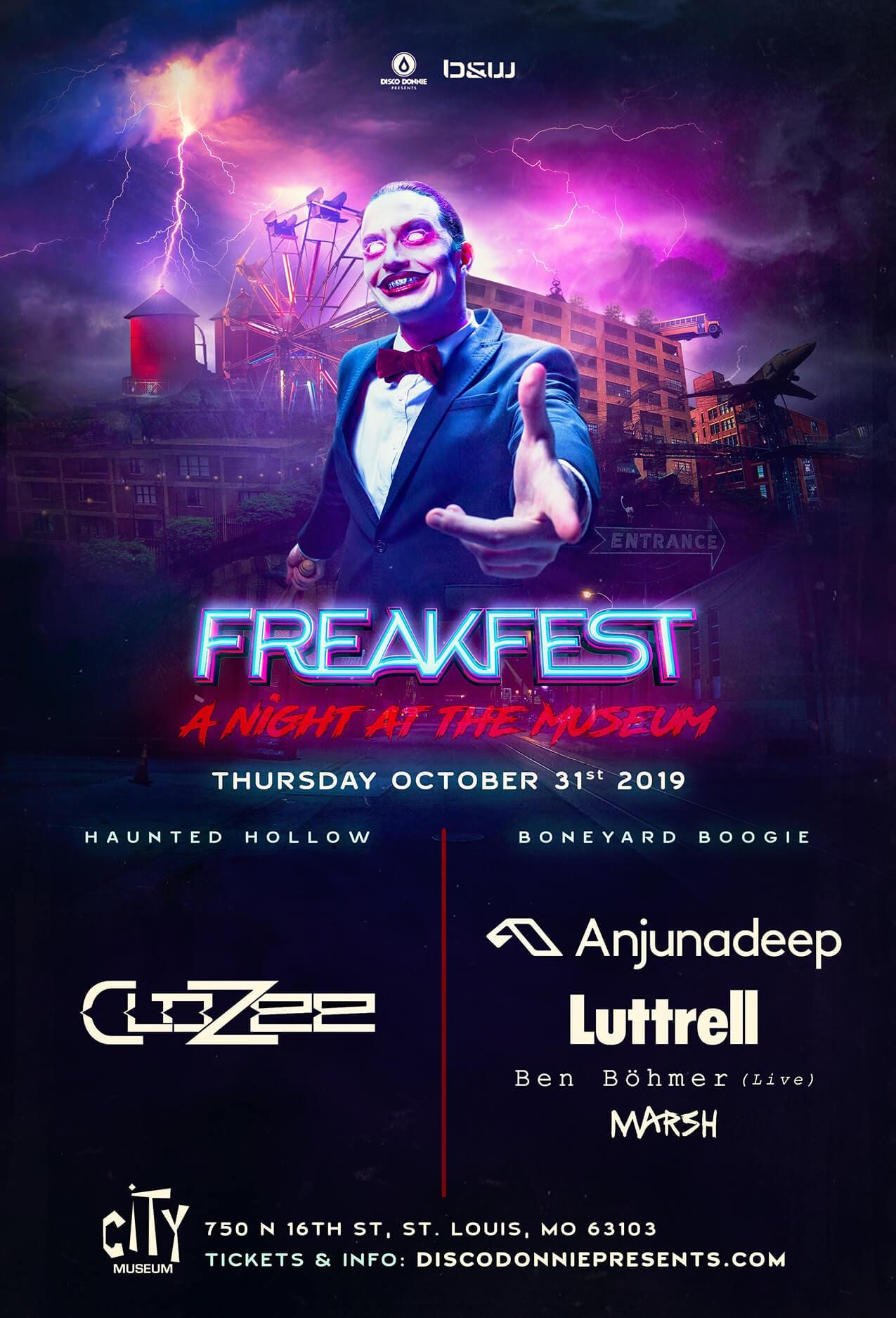 Freakfest 2019 in St Louis