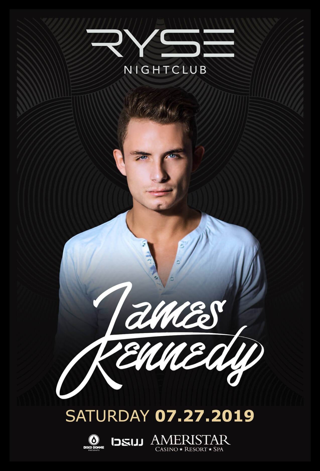 James Kennedy in St Charles