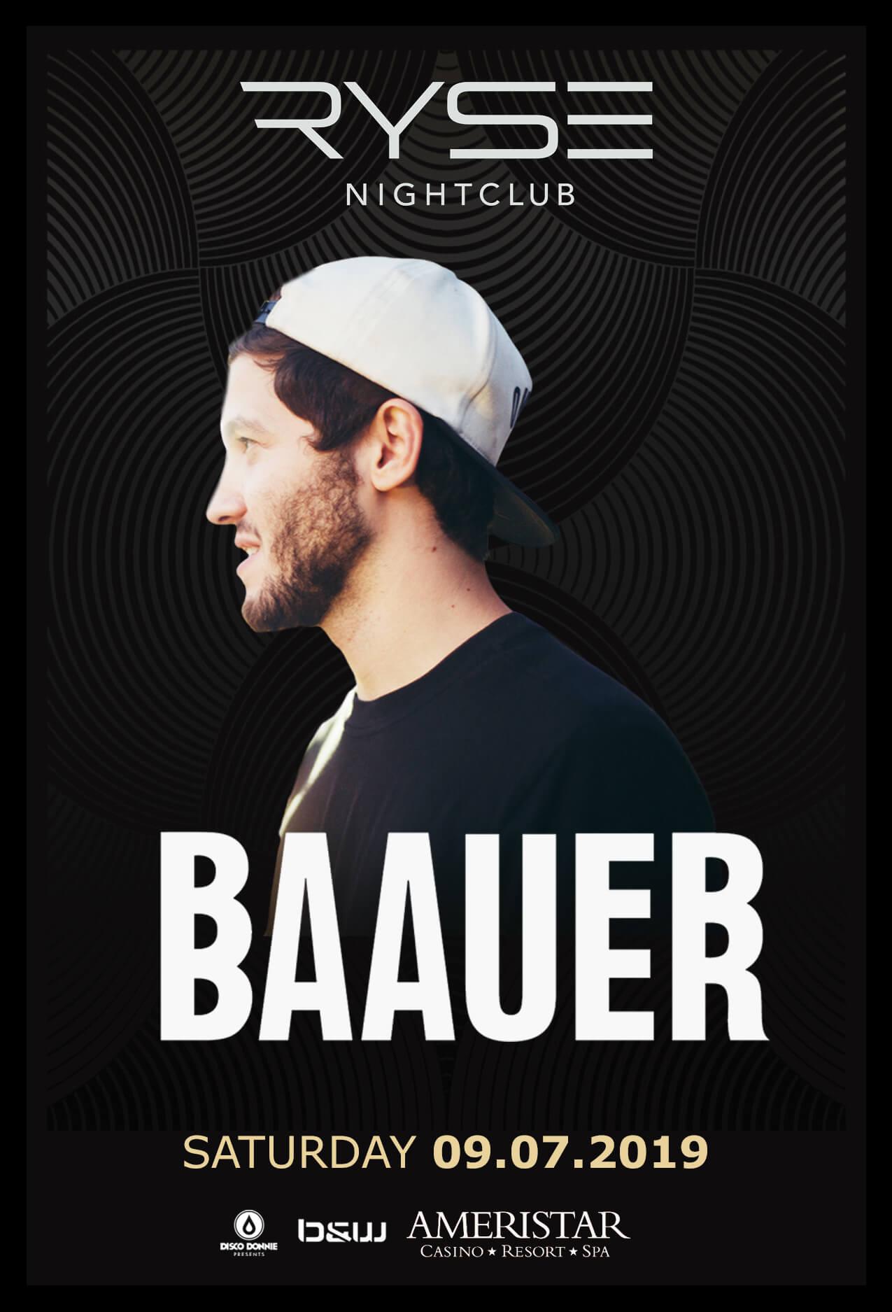 Baauer in St Charles
