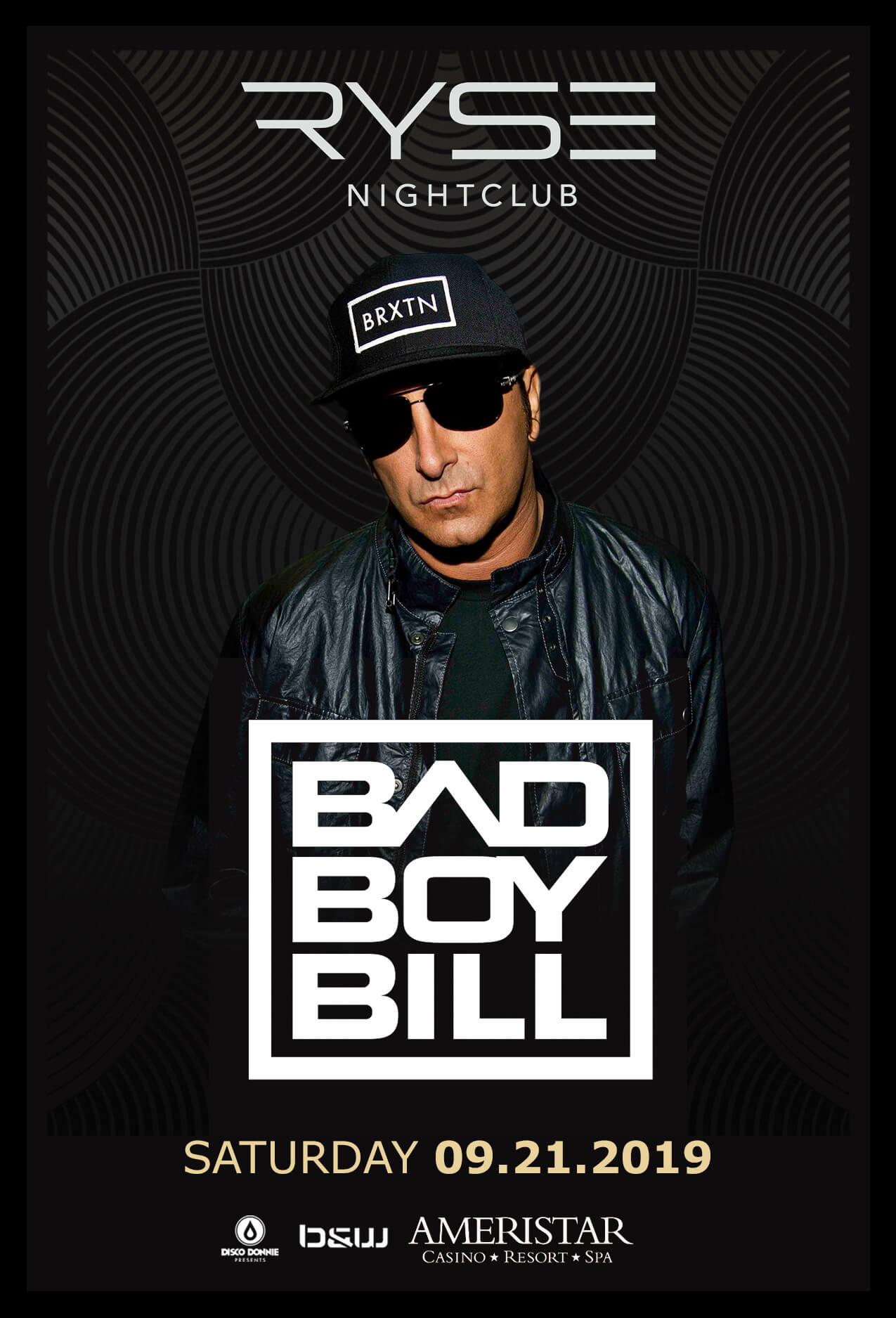 Bad Boy Bill in St Charles