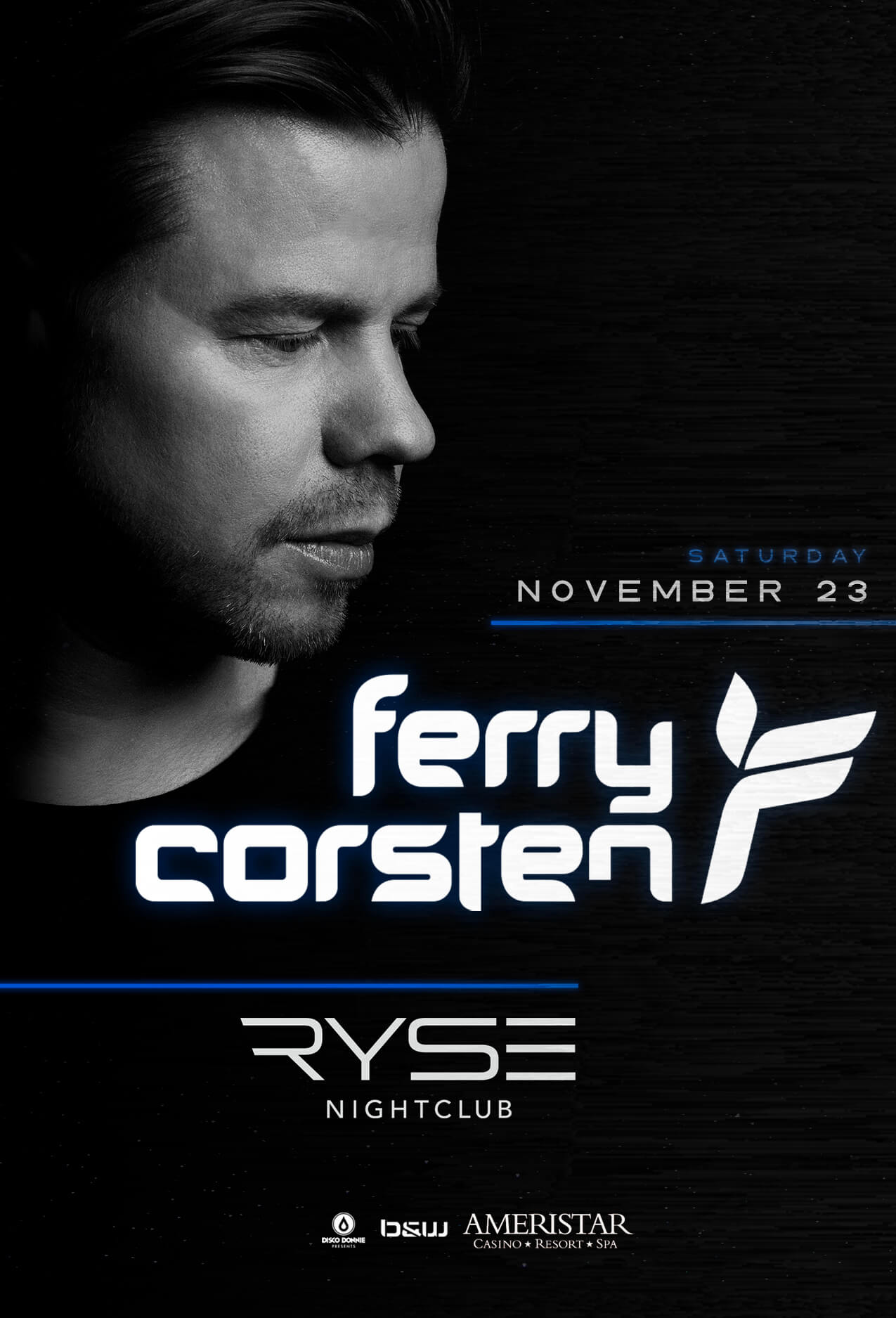 Ferry Corsten in St Charles