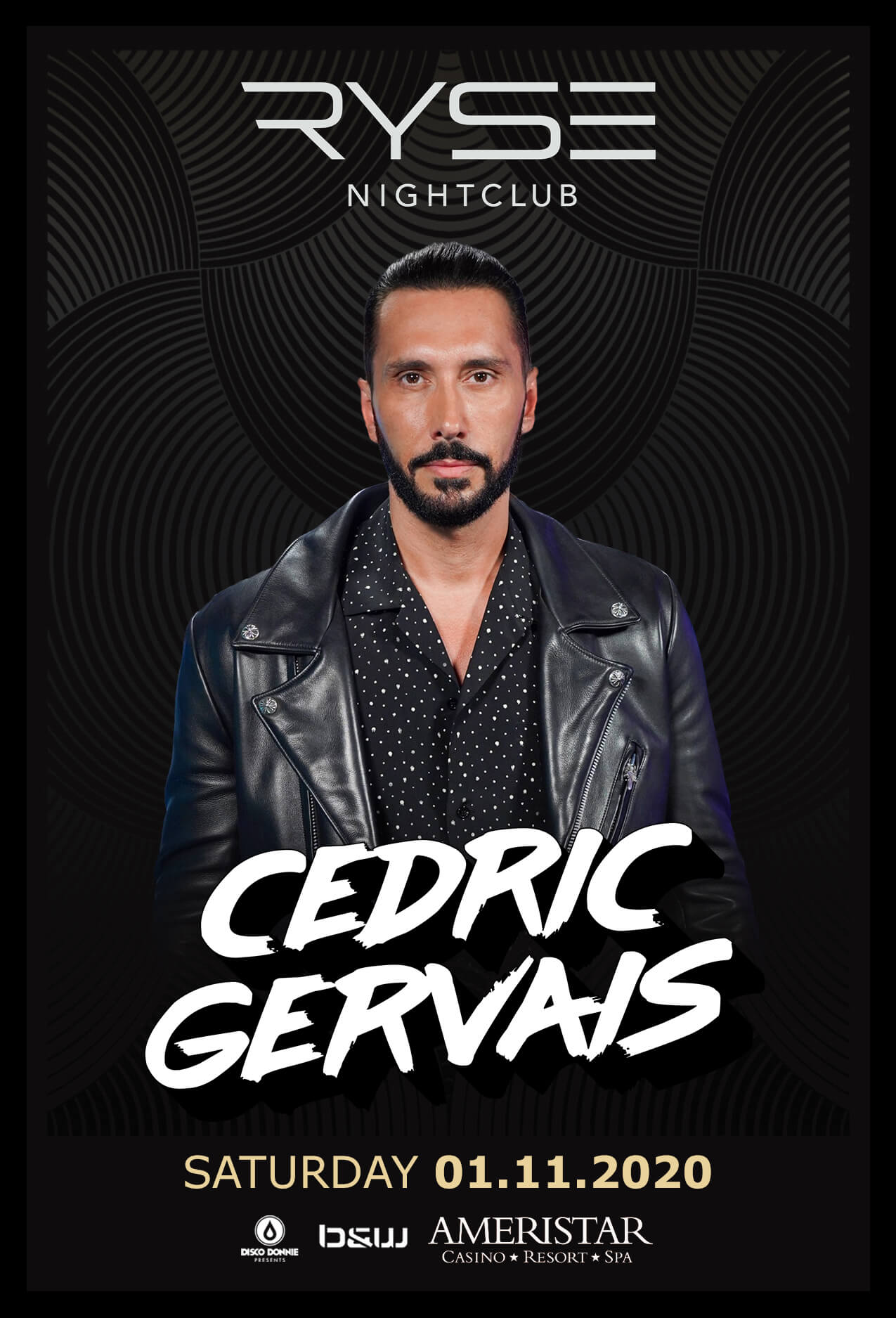 Cedric Gervais in St Charles