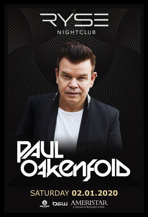 Paul Oakenfold in St Charles