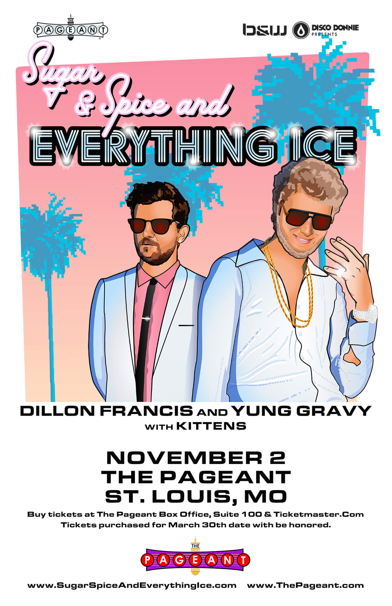 Dillon Francis, Yung Gravy in St Louis
