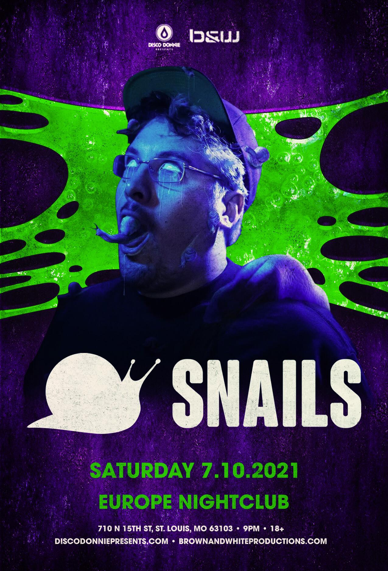 Snails in St Louis