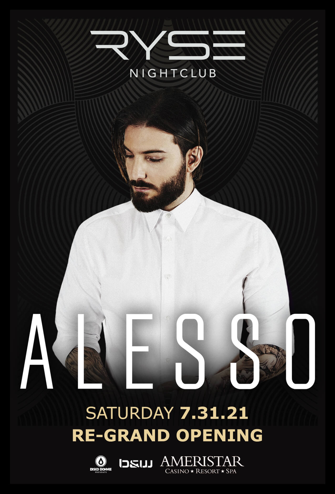 Alesso in St Charles
