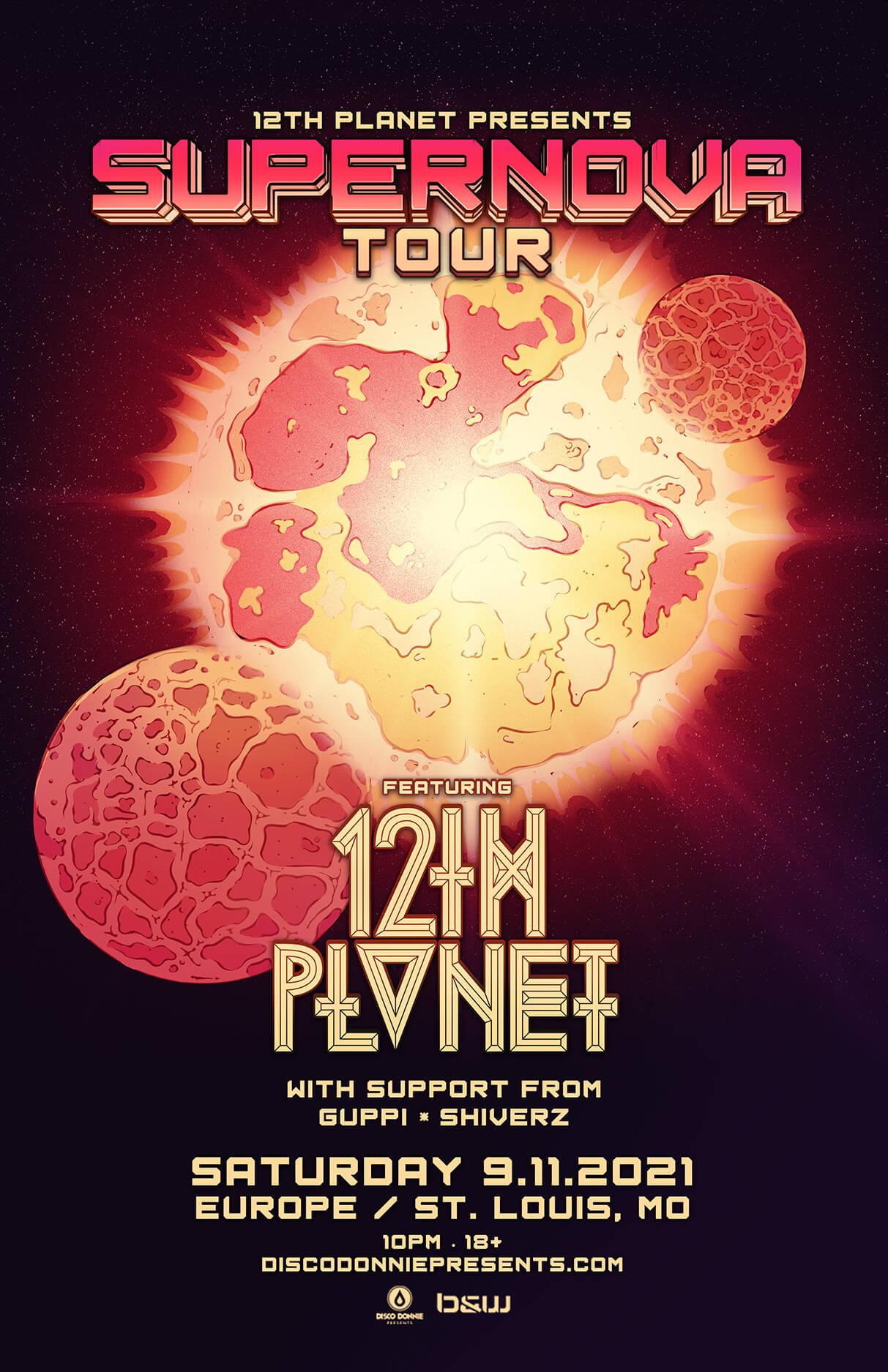 12th Planet in Saint Louis
