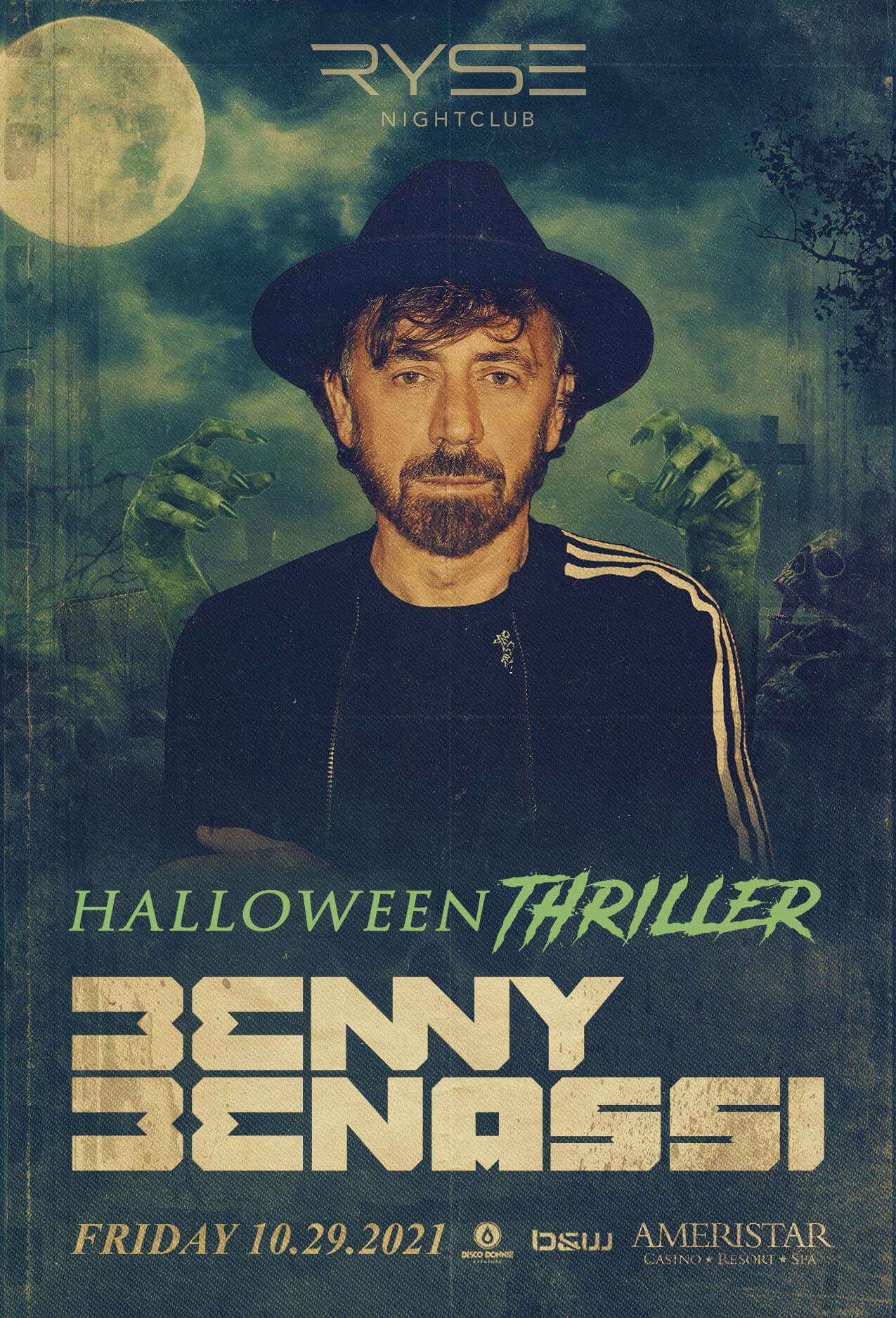 Benny Benassi in St Charles