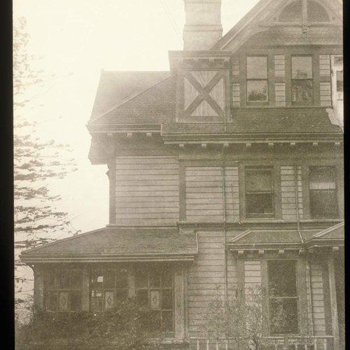 CCA History: Mackey Hall in Oakland