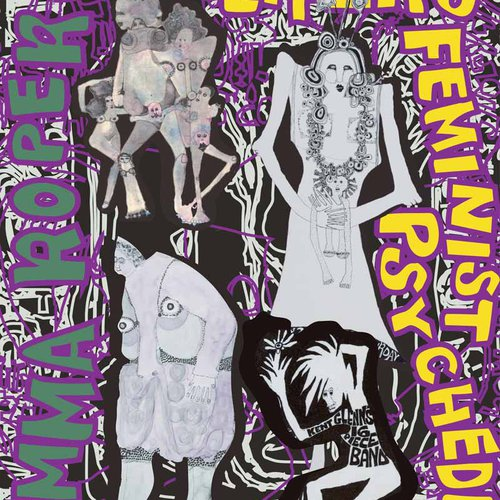 Hallelujah the Pill!!: The Feminist Psychedelic Art of Mari Tepper