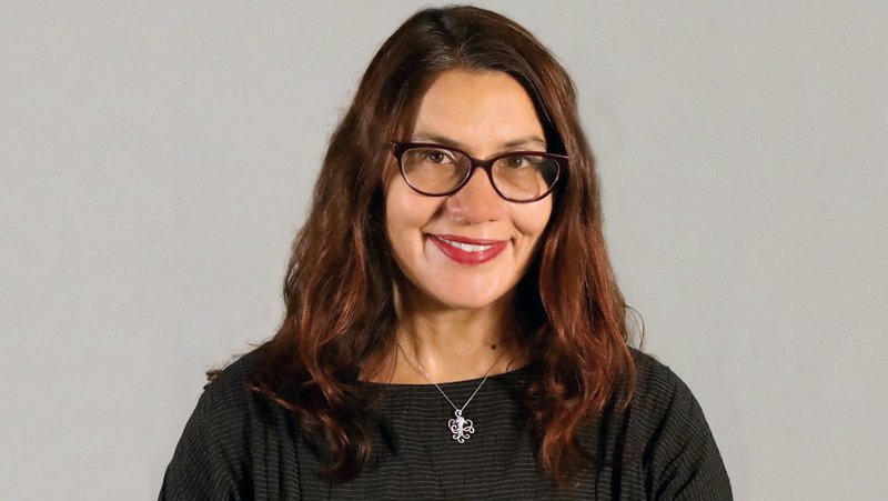 Ranu Mukherjee, Interim Chair of MFA in Fine Arts