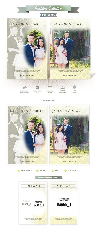 Wedding Movie Poster 001