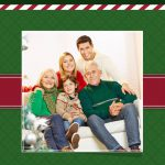 Holiday Card Template 001 HCCC