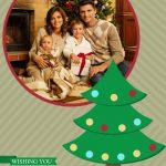 Christmas Card Template 002 HCCC