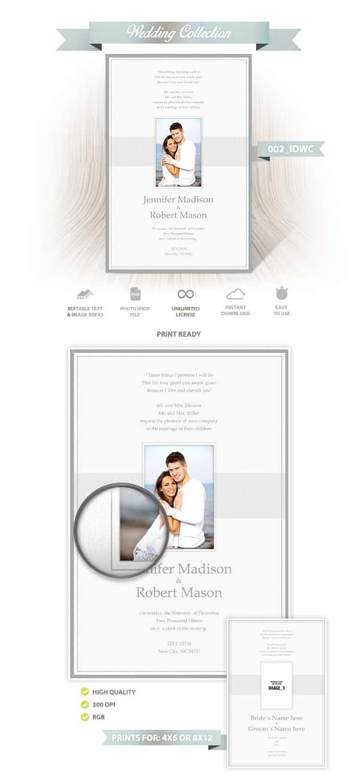 Wedding Invitation Design | 002_IDWC
