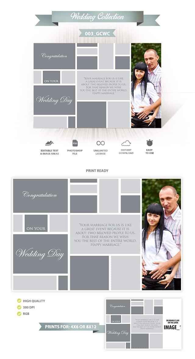 Wedding Greeting Cards Design | 003_GCWC