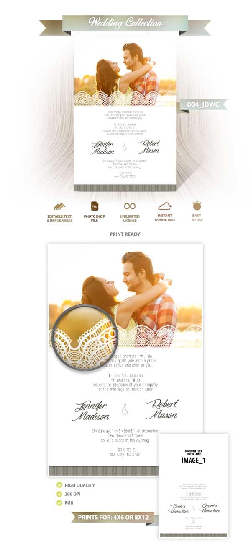 Wedding Invitation Design   004_IDWC