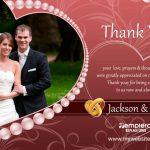 Wedding ThankYou Card 004 TCWC