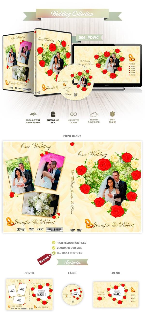 Wedding DVD cover | 006_PDWC