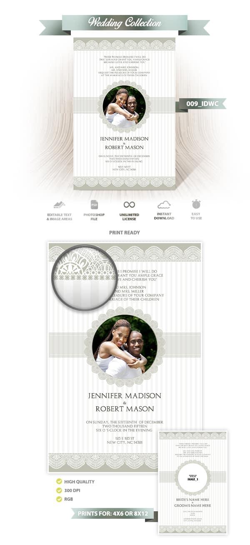 Wedding Invitation Design | 009_IDWC